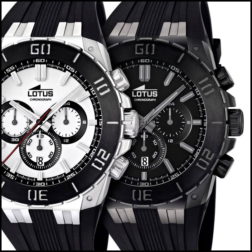 99ac4bcc23be Buscas un reloj para hombre  Lotus es tu mejor elección - Joyería Molina