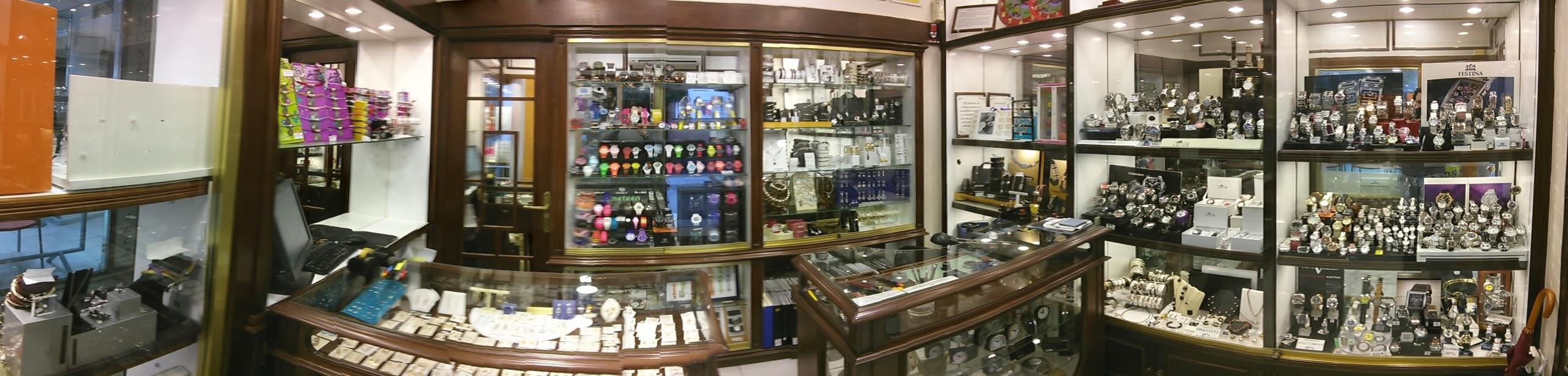 Foto interior de Joyería Molina