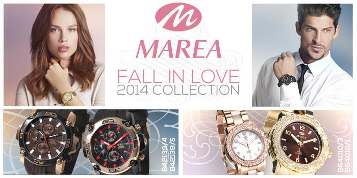 Relojes Marea - colección enamorados