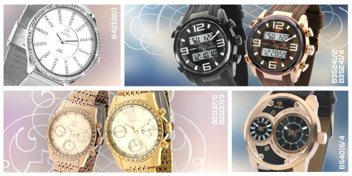 Relojes Marea para el día de los enamorados.