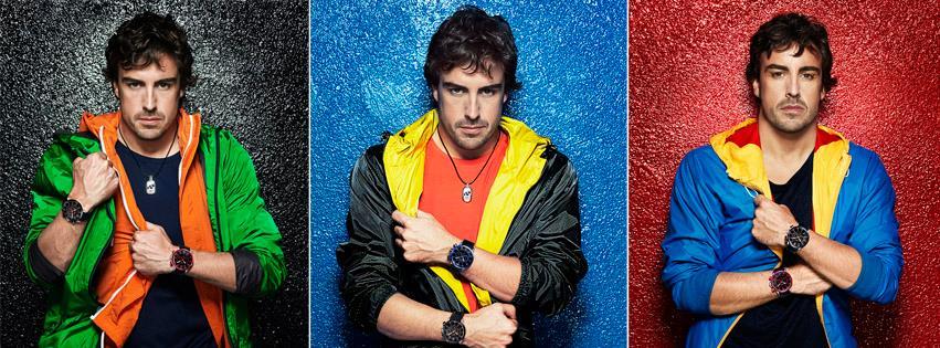 Relojes Viceroy de la Colección Fernando Alonso
