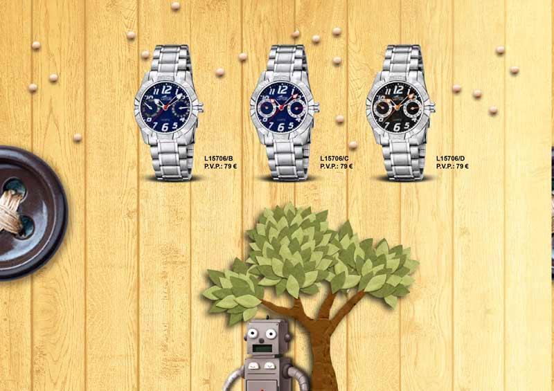 Relojes de comunión para niño L15706