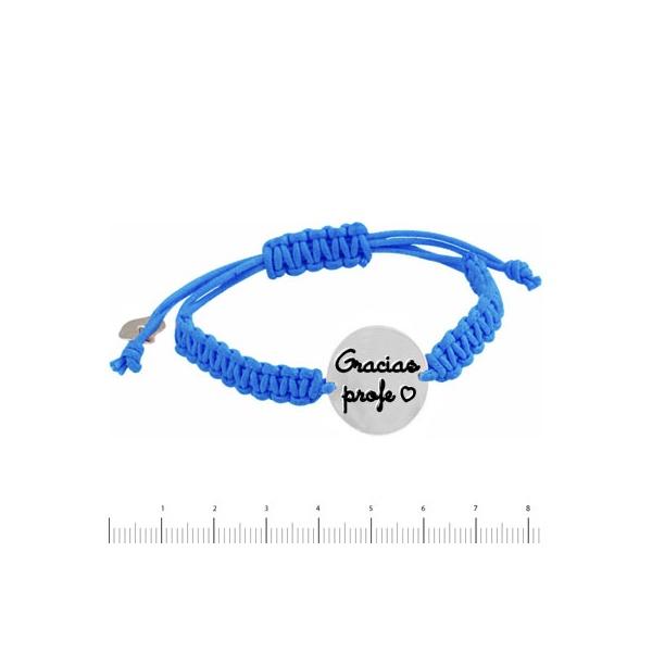 pulsera gracias profe regalo k-00586-pr01