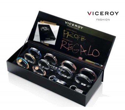 Estuches de pulseras llaveros de la marca Viceroy para profesores y seños