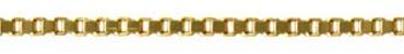 cadena eslabones veneciana