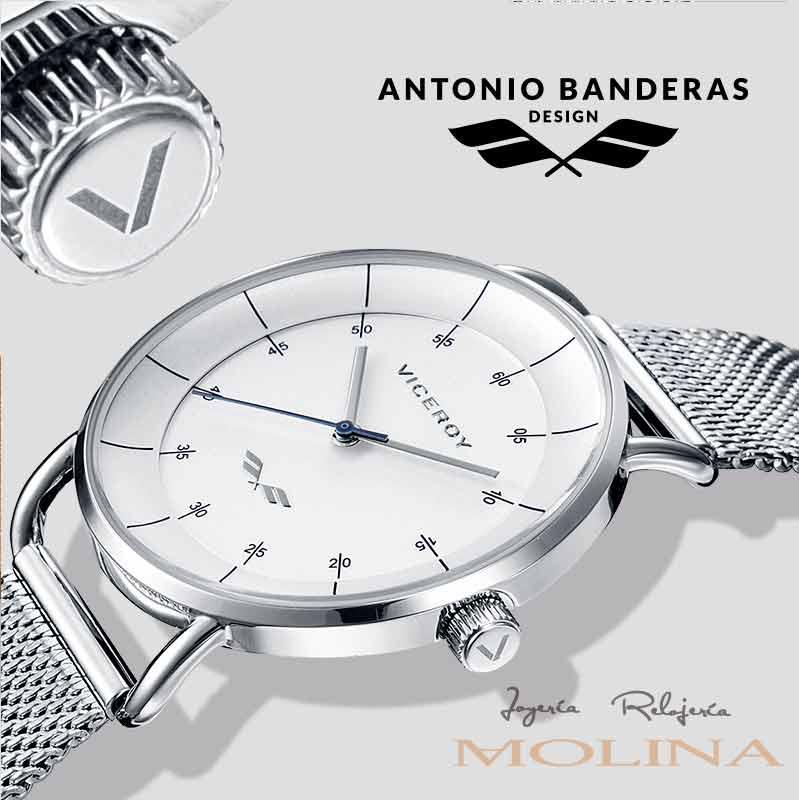 reloj-mujer-Viceroy-Antonio-Banderas