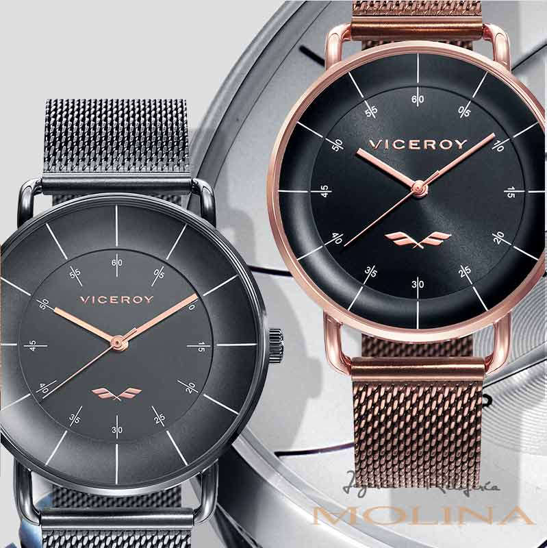 3e3834430c1f Estos son los relojes que buscas del anuncio Viceroy de Antonio Banderas
