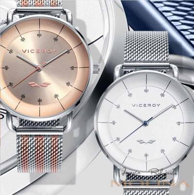 relojes-mujer-Viceroy-Antonio-Banderas-malla
