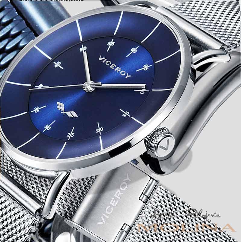 reloj-Viceroy-Antonio-Banderas-malla-azul