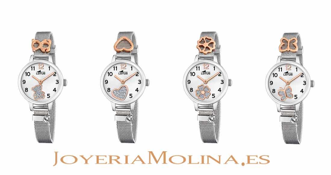 e2c33afd0564 Relojes comunión para niñas 2019- Joyería Molina