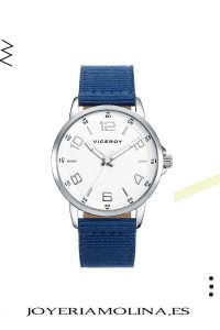 relojes comunión niño azul viceroy catalogo