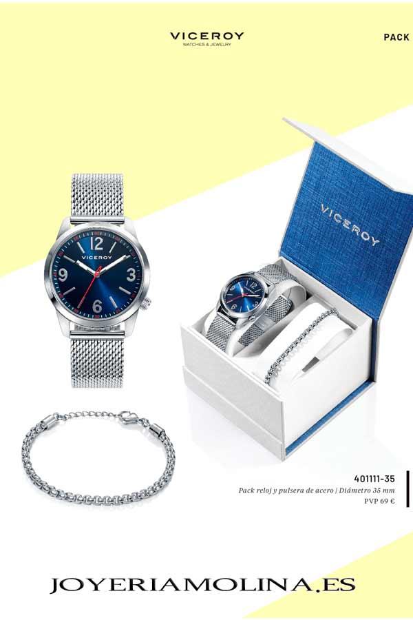 relojes comunión niño con pulsera viceroy catalogo