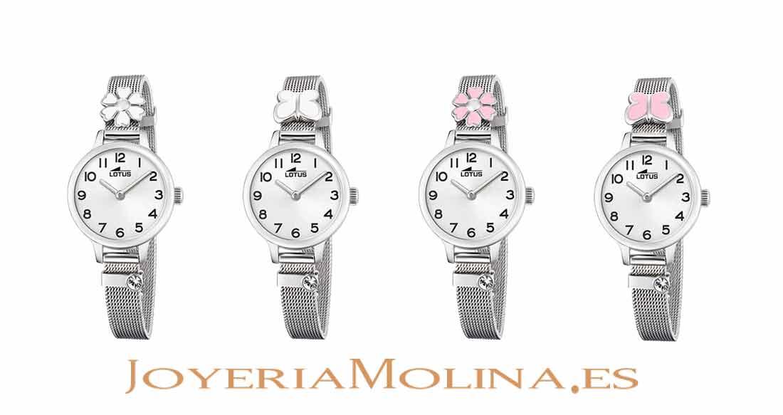 68d99ea121bb Relojes comunión para niñas 2019- Joyería Molina