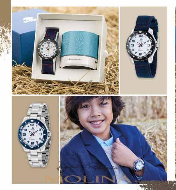 relojes comunión Marea niño