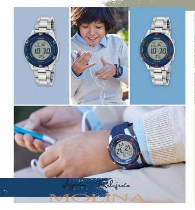 relojes comunión Marea niño digital