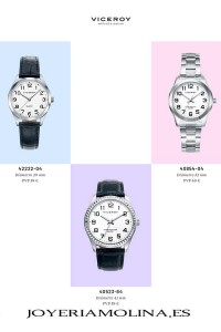 relojes numeros comunión niño viceroy catalogo