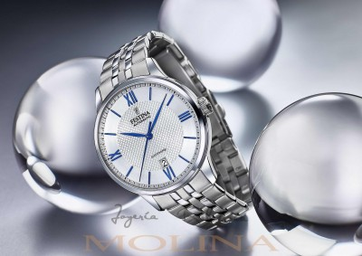 reloj Festina automatico clasico