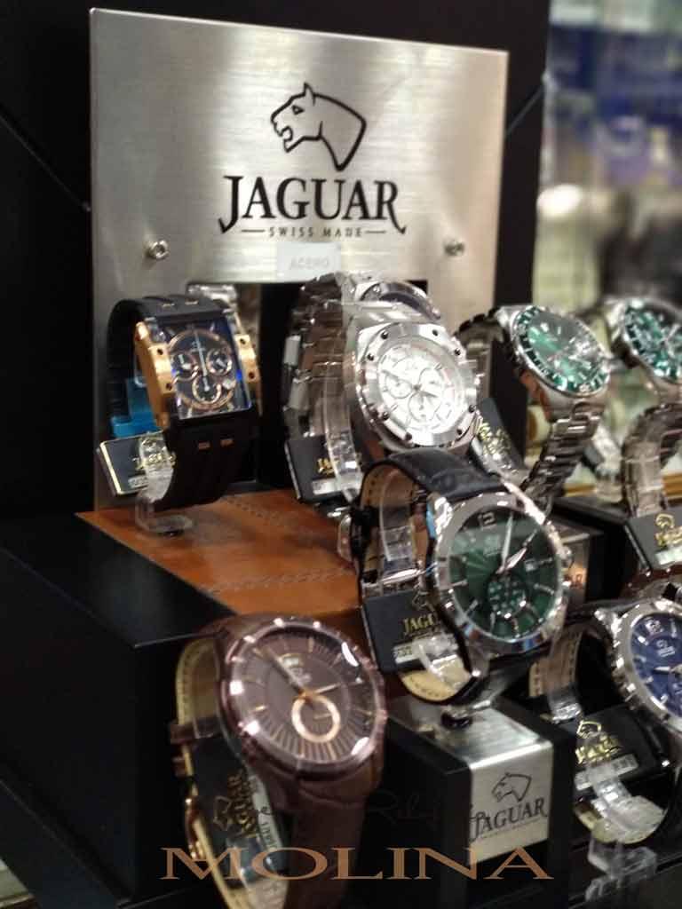 Relojes Jaguar distribuidor de Andújar