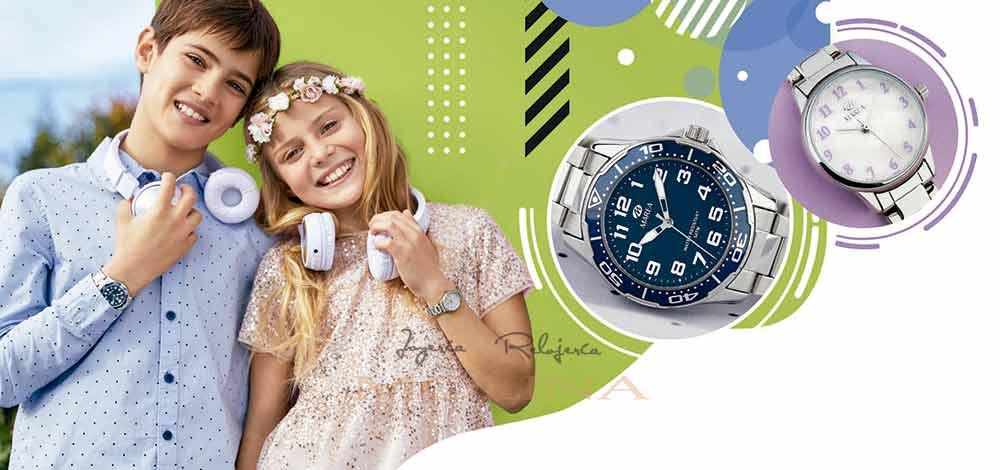 Relojes para niño de comunión marea